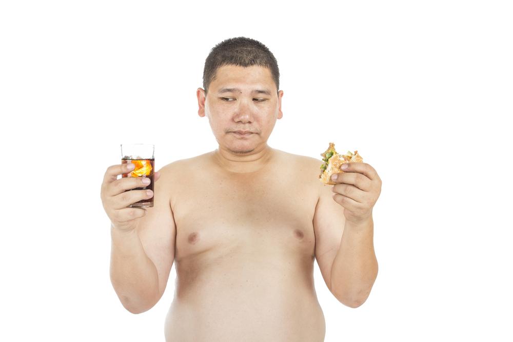 Сахар вызывает ожирение.