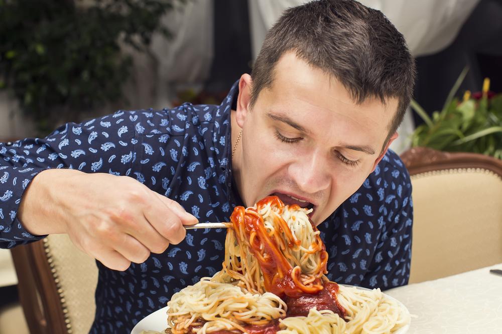 Большие порции – побуждают есть больше