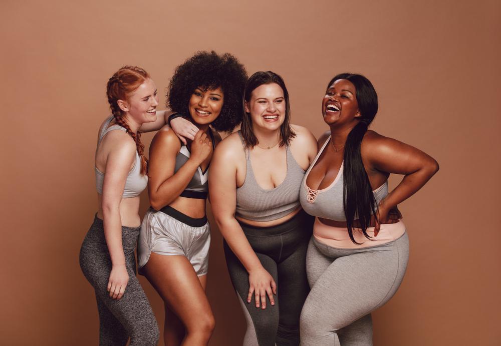 Восприятие обществом людей с лишним весом неоднозначное