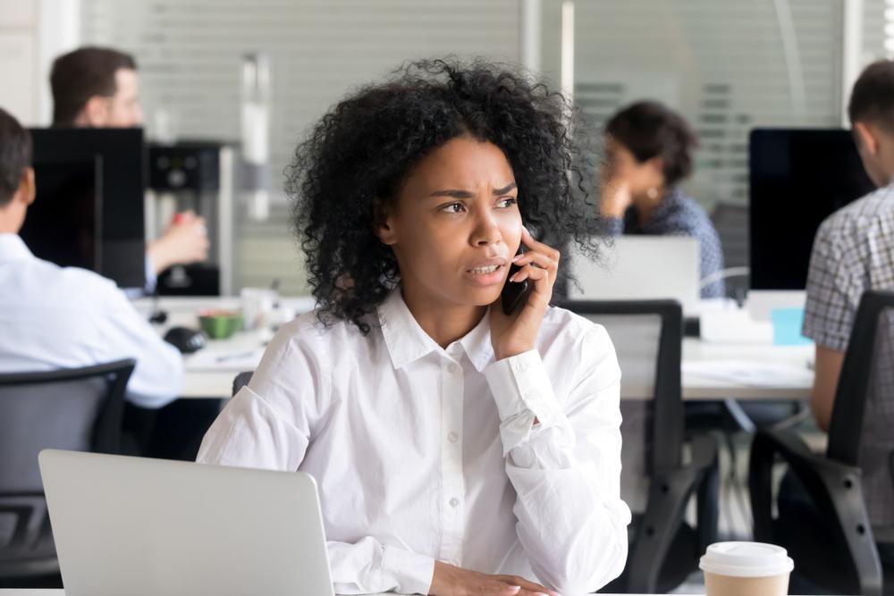 Реакция на стресс на рабочем месте