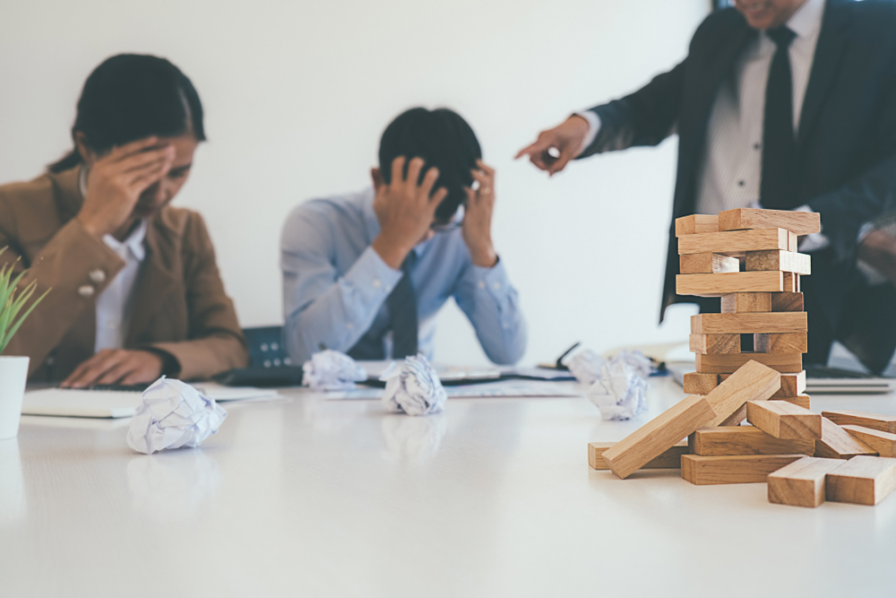 Последствия стресса в бизнес-сообществе