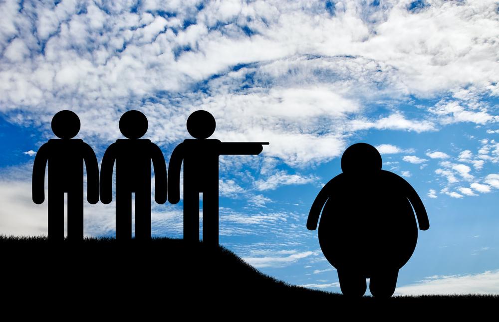 В чем выражается дискриминаций толстых?