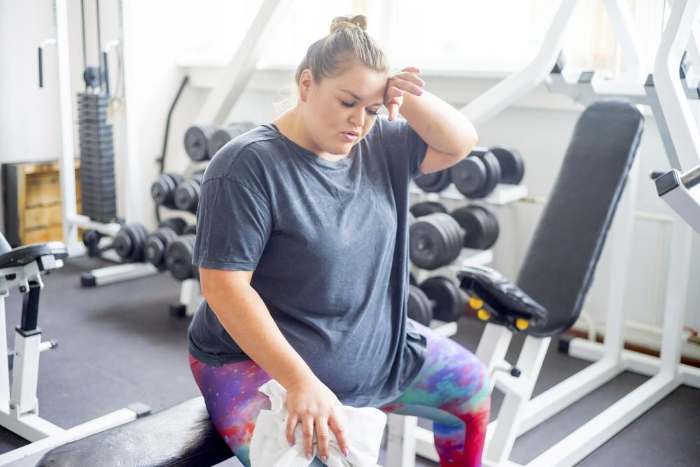 С предрассудками обычно сталкиваются люди с серьезным ожирением