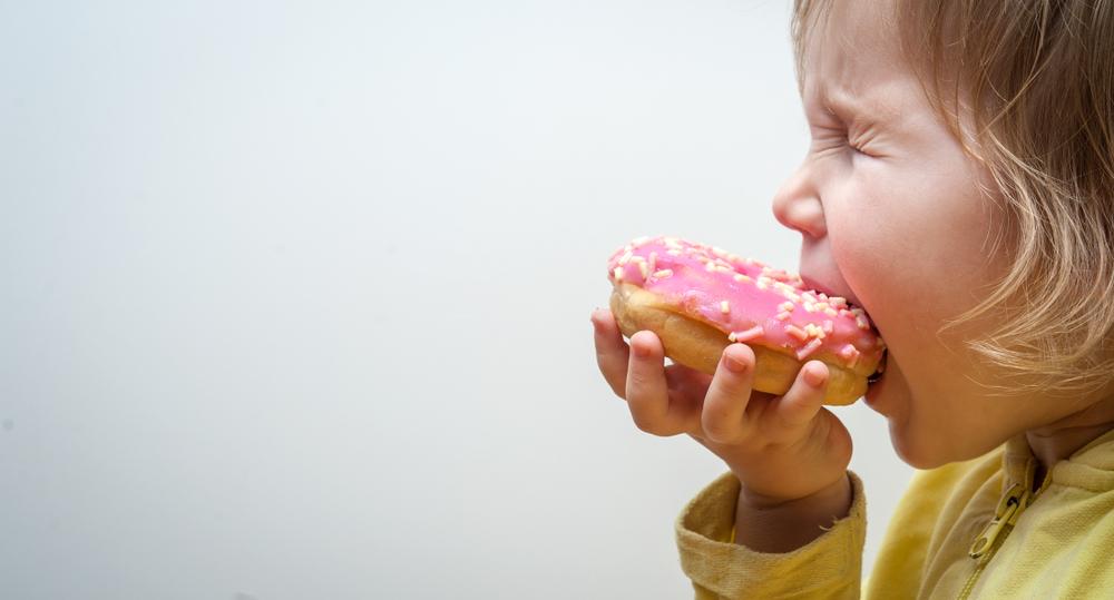 Доклинический этап пищевой зависимости