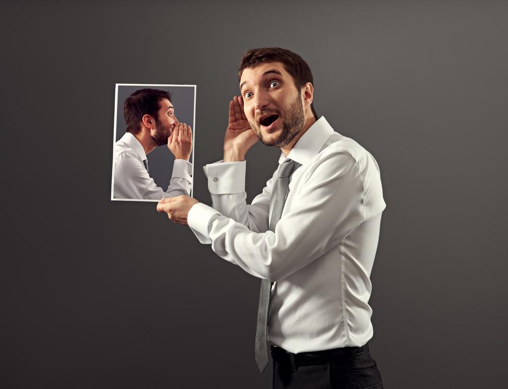 Если вам трудно избегать переедания, научитесь правильно разговаривать сами с собой