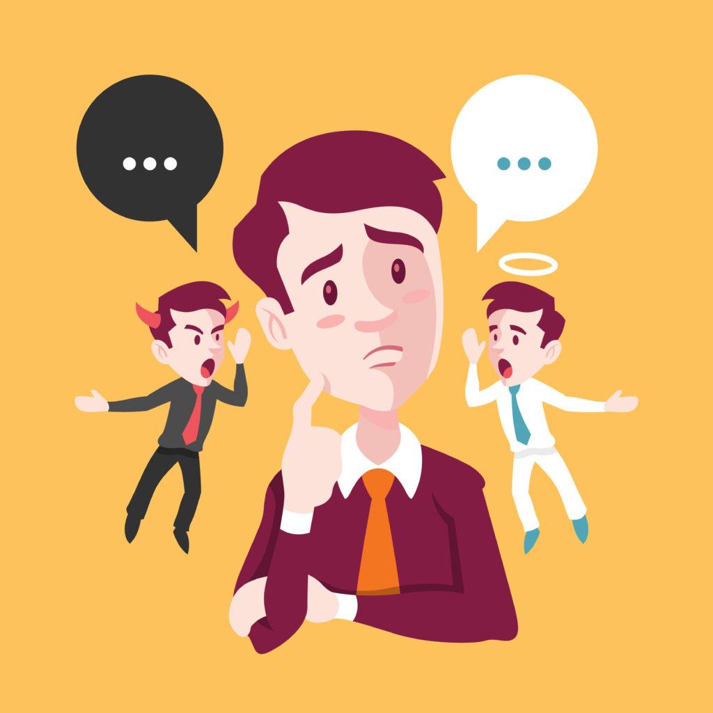 Ваш внутренний критик часто бывает не объективен