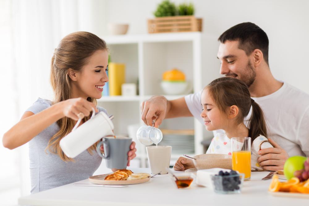 Согласованность действий всех членов семьи