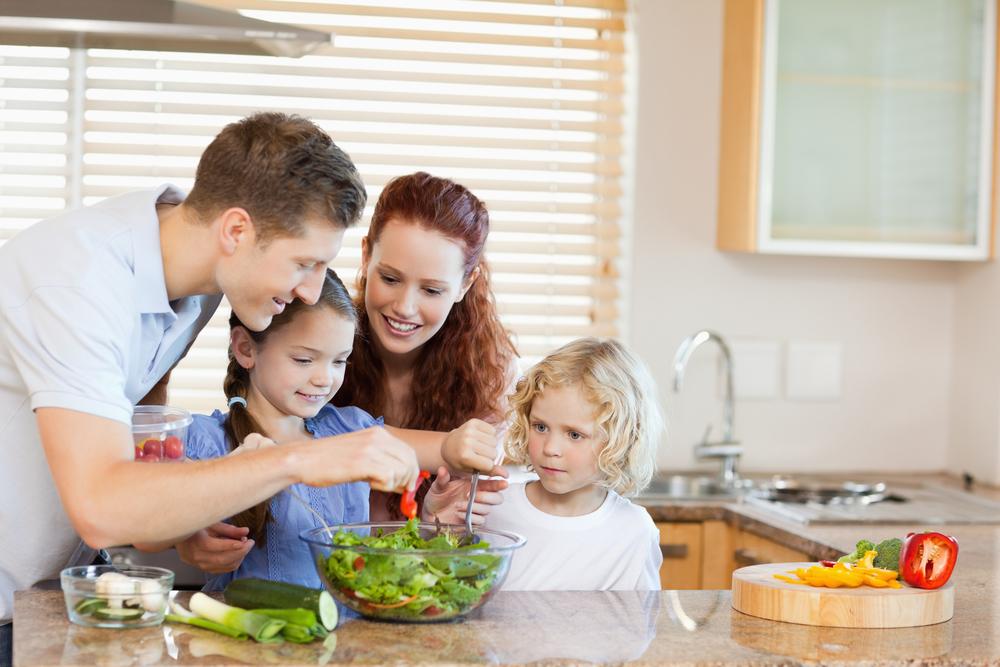 Любимые блюда для всех членов семьи