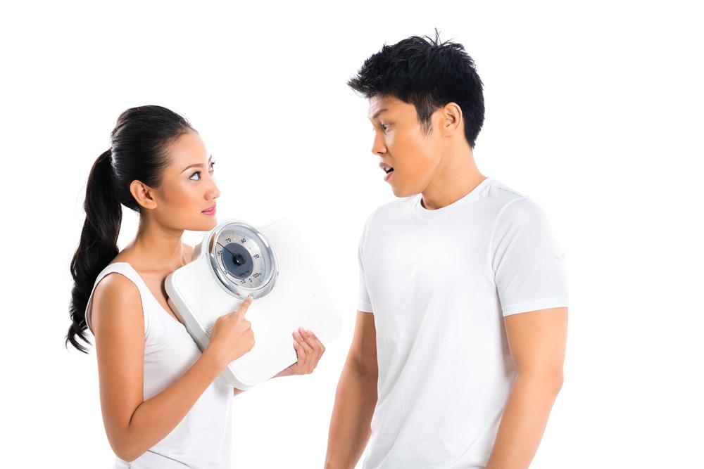 Женщинам труднее выбрать основополагающую цель для похудения