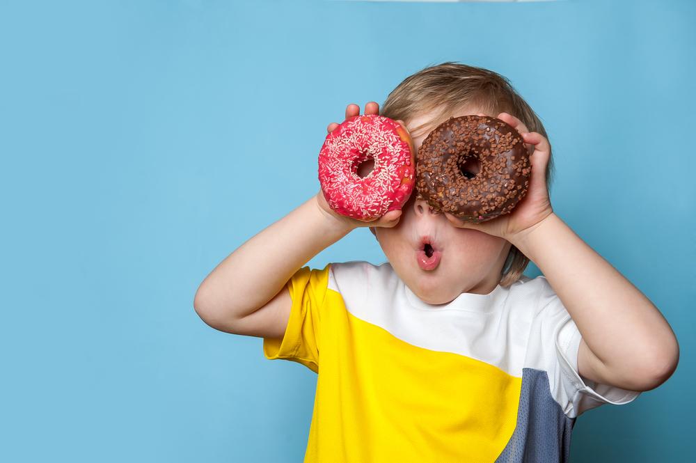 Средняя стадия пищевой зависимости