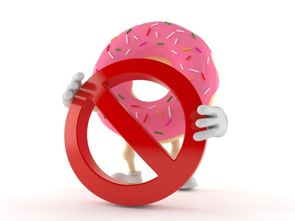 Лишний жир может существовать и в условияхограничения калорий