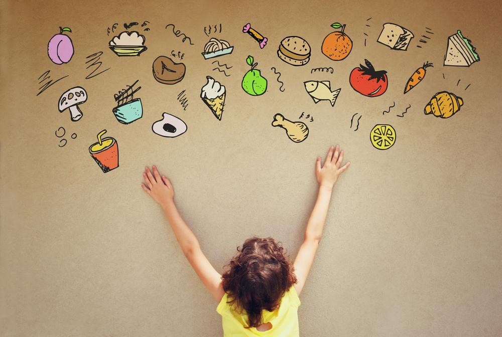 Арт терапия детской пищевой зависимости