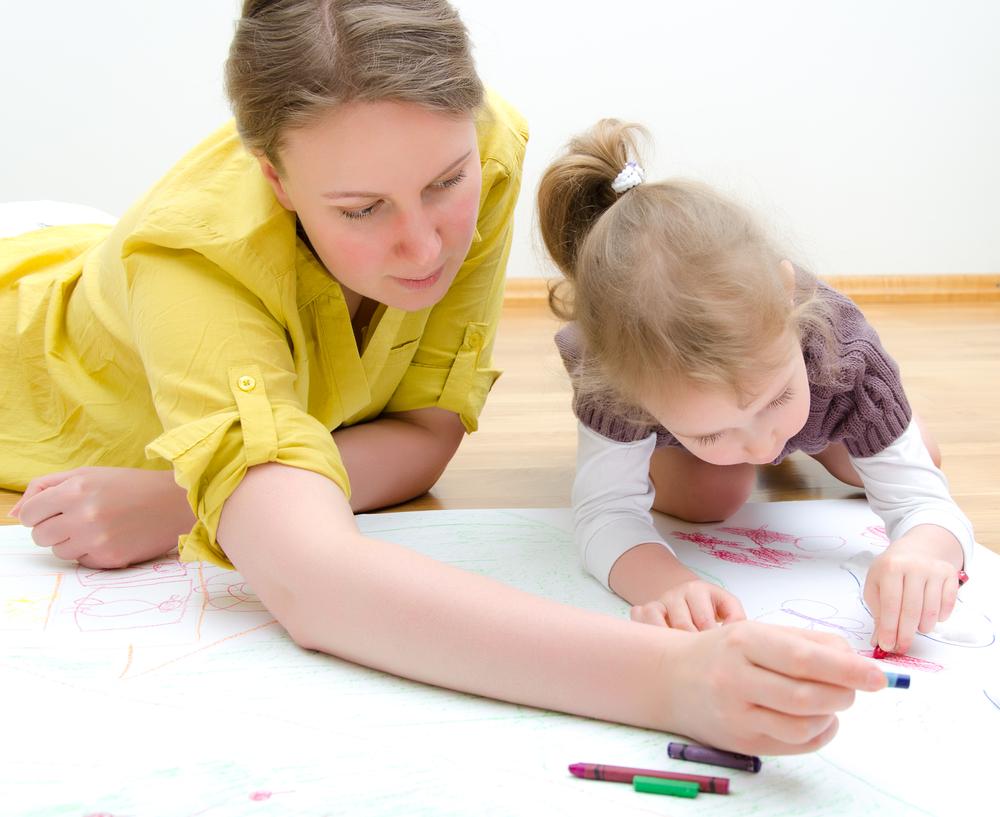 Правила работы с детьми в арт терапии