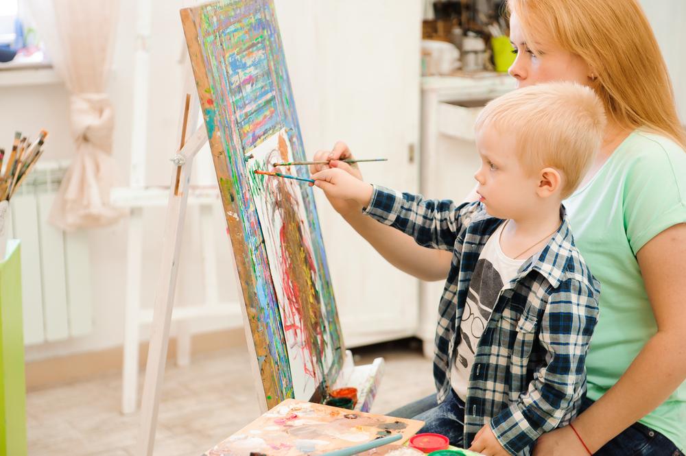 Лечение с помощью рисования картин – изотерапия